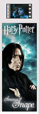 Harry Potter : PROFESSOR SNAPE Film Cell Bookmark from Trendsetters