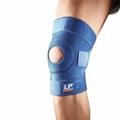 KNEE SUPPORT Open Patella runners knee compression brace sleeve wrap LP758