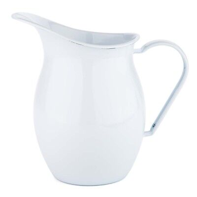 NEW Falcon White Small Water Pitcher