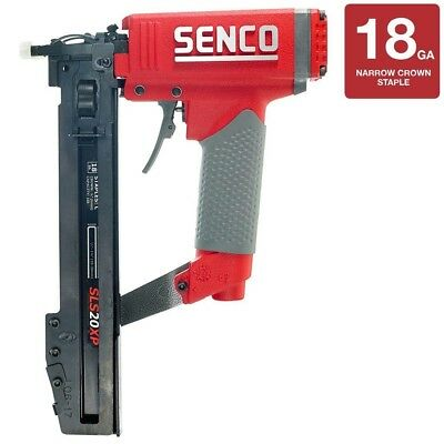 "Senco 490103N XtremePro SLS20XP-L 1/4"" Narrow Crown Pneumatic Stapler"