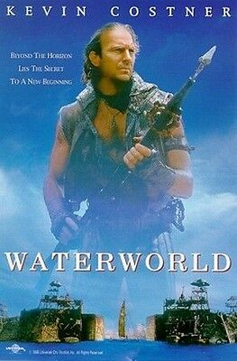 DVD - waterworld - nuovo sigillato