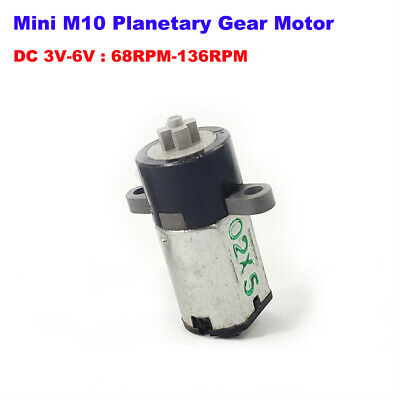 5pcs DC 3v 5v micro stepper motor 2-phase 4-wire motor mini linear screw slider