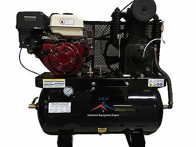 Truck Mount 18HP Engine - GAS DRIVE - SERVICE TRUCK 30 Gallons
