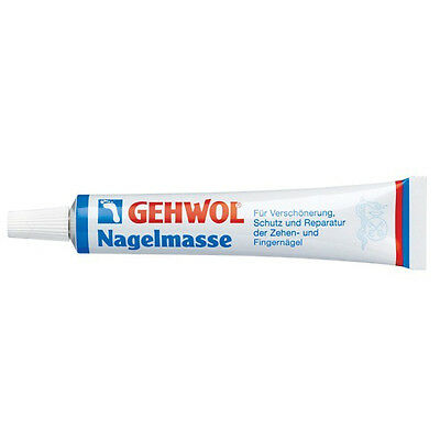 Gehwol Nail Compound 15ml for strengthening, protecting and repairing toe nails