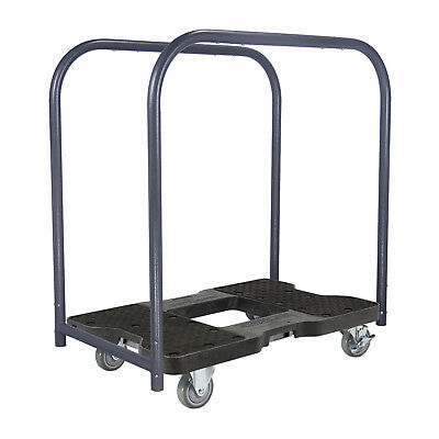 Snap-Loc Panel Cart Dolly Black
