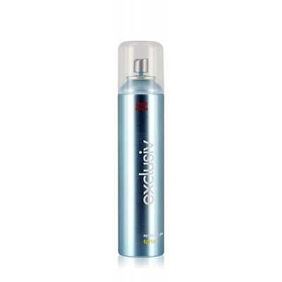 Wella Exclusiv Forte lacca spray no gas ecologica 250ml