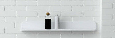 BATHROOM SHELF 900mm UNIQUE ALL STONE CONSTRUCTION - DELIVERY INCLUDED IN PRICE