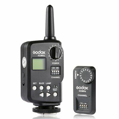 Godox Wireless Power Control Trigger FT-16S for Neewer TT860 TT850 Speedlite