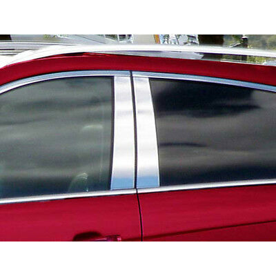 2010-2016 Cadillac SRX 4pc. Luxury FX Chrome Pillar Post Set