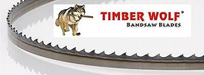 "Timber Wolf Bandsaw Blade 1/4"" X 131.5"" 6 TPI, New, Free Shipping"