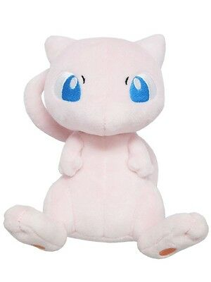 NEW Rare Pokemon Sanei ALL STAR COLLECTION Mew Plush Doll Japan limited