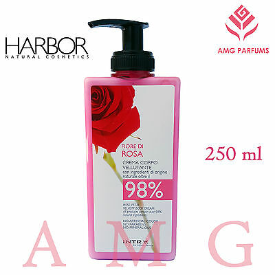 Intra By Harbor Phytorelax Fiore Di Rosa Crema Corpo 98% Naturale | 250 Ml