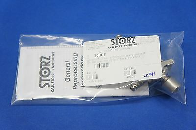 Karl Storz 30805 Handle W/2-Way Stopcock F/Irrig+Suction F/5mm Coag
