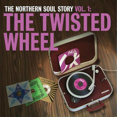 THE NORTHERN SOUL STORY VOL 1: The Twisted Wheel - 180G VINYL 2LP