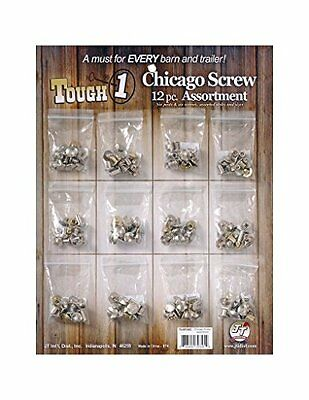 NEW Tough 1 Chicago Screw Assortment FREE SHIPPING