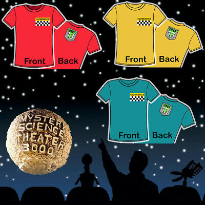 Mystery Science Theater 3000 Gizmonics MST3K T-Shirts / Hoodies/Magnets/Stickers