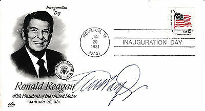Alexander Haig - Watergate - Personally Autographed First Day Cover