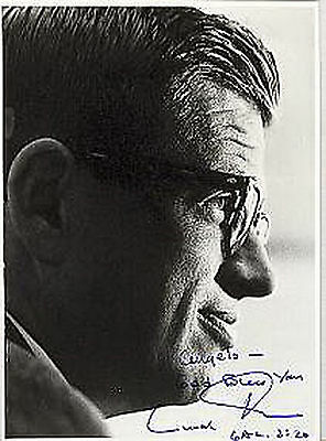 Charles Colson - Watergate - Personally Autographed Photo