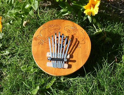 Karimba - Natural Carved Karimba/thumb Piano/mbira Instrument