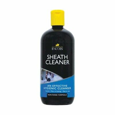 Lincoln No-Rinse Sheath Cleaner - 500ml - Horse and Pony Care
