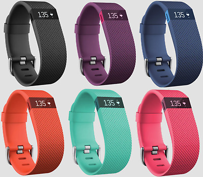Brand New Fitbit Charge HR ChargeHR Wireless Activity HeartRate Sleep Wristband