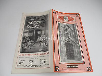 1925 Advertising Booklet Richards Wilcox Doorways Aurora Illinois Elevator Doors