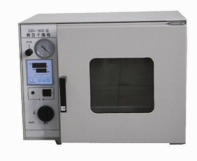 25L Desktop Electric DZG-6020 Vacuum Oven  Lab Drying Equipment 220V 250W