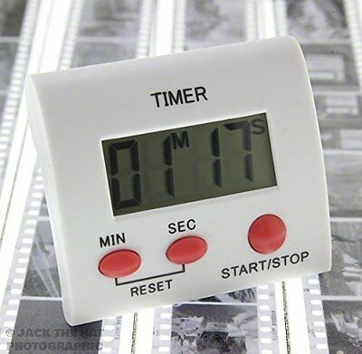Pixel Peeper Dt-1 Electronic Darkroom Timer For Film & Print Processing New UK
