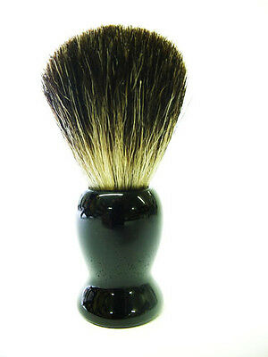 FINEST 100% PURE BADGER SHAVING BRUSH..........with super fast same day dispatch