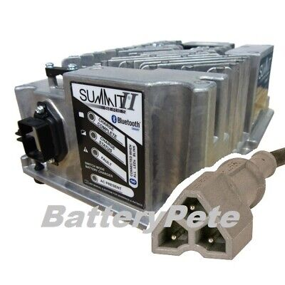 EZGO Golf Cart Battery Charger - RXV 48 Volt - Lester 48V/13A