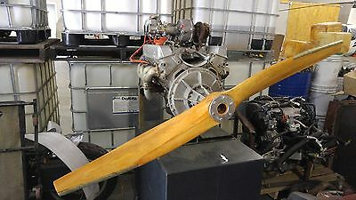Rover 3.5l V8 Aircraft engine NEW Complete turbo carburated 215 BOP NAS Defender