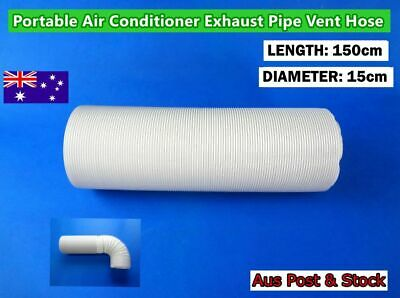 Portable air conditioner Spare parts Exhaust pipe vent hose only ( 150cmX15cm)