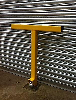 t bar security post security bollard