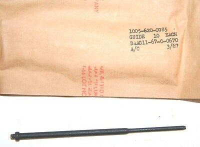 M1 Carbine Parts - M1 Carbine Operating Spring Guide - New #C12, Special $9.50