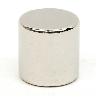 Industrial Usage N52 Grade Strong Round Disc Magnet Rare Earth Neodymium 20x20mm