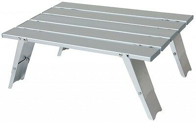 Backpacker Aluminium Camping Table - Yellowstone