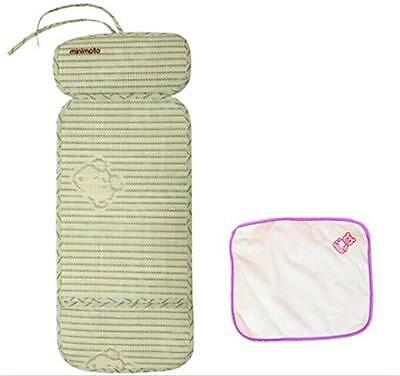 Natural Bamboo Baby Stroller Mat Breathe Freely and Cool, New, Free Shipping