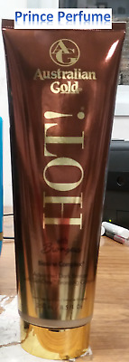 AUSTRALIAN GOLD HOT! MAXIMUM TANNING ENERGY ENRICHED WITH VITAMIN A - 250 ml