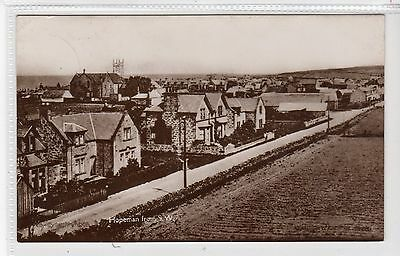 HOPEMAN FROM SOUTH WEST: Morayshire postcard (C20233)