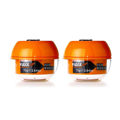Fudge Hair Shaper Strong Hold Texturising Creme 2 x 75g - Offer Price