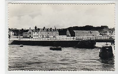 CROMARTY FROM THE HARBOUR, BLACK ISLE: Ross-shire postcard (C19989)