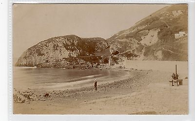 Uncaptioned postcard believed to be Pendine, Carmarthenshire (C20096)