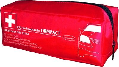 Actiomedic® CAR SAFETY KFZ-Verbandtasche COMPACT DIN 13 164:2014
