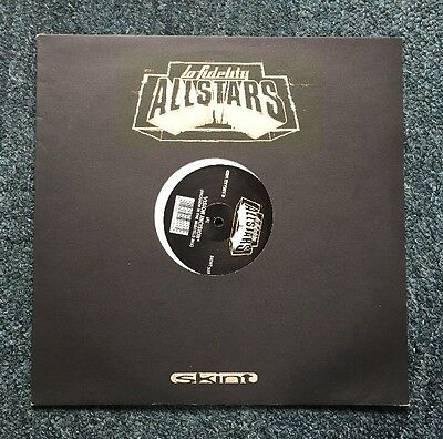 Lo Fidelity Allstars - Lo Fi All Stars - Vision Incision 12""