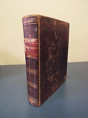 1828 Holy Bible Old and New Testaments - Daniel D. Smith