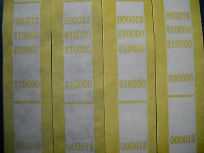 25 USA currency straps bands $100