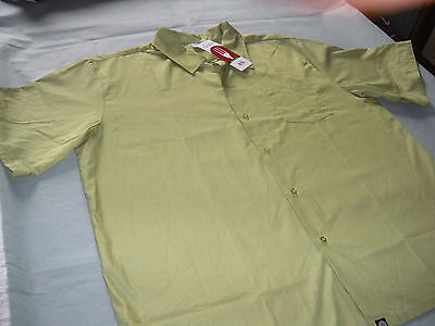 CHEF WORKS Chefs Shirt NWT 2XL