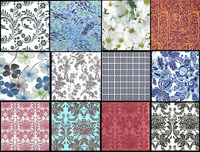 Fancy Designs Tissue Paper Prints - 10 Sheet and 20 Sheet Packs - Mix and Match