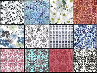 Fancy Designs Tissue Paper Prints - Bulk Size - You Select Size Pack and Style!