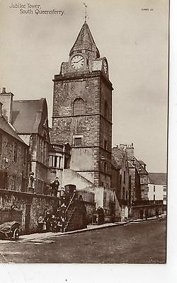 JUBILEE TOWER, SOUTH QUEENSFERRY: West Lothian postcard (C4584).
